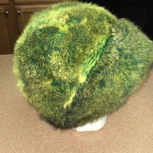 Accessories - Rabbit fur hat